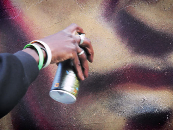 Toronto Street Art – Phillip Saunders