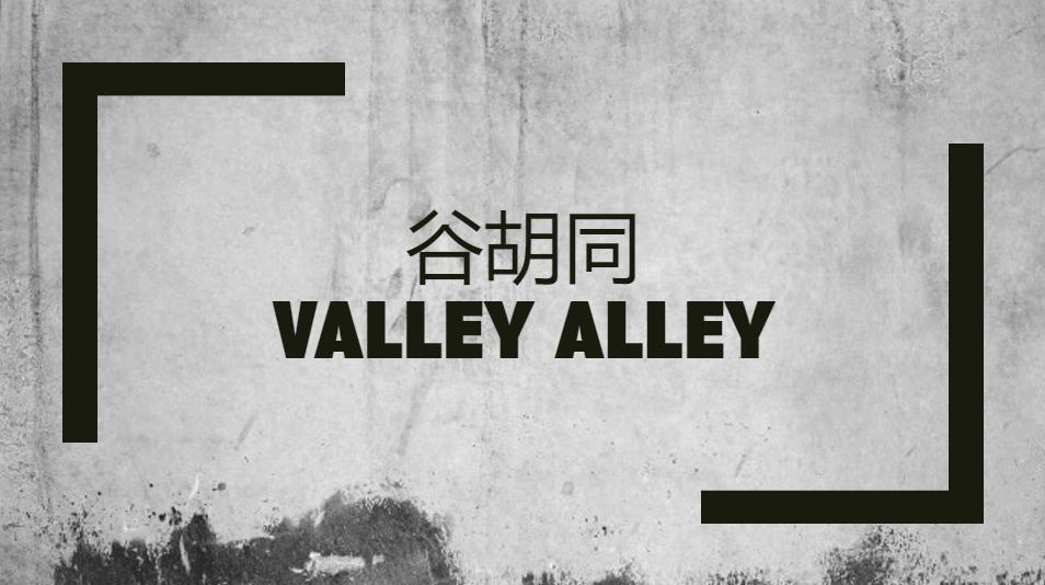 Valley Alley Shortfilm